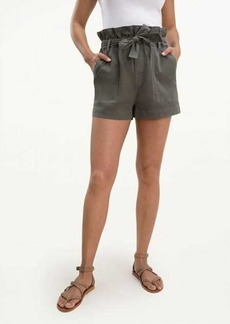 Splendid Ryland Paperbag Shorts