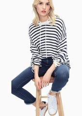 Splendid Seabound Stripe Hoodie Sweater