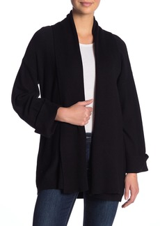 Splendid Shawl Collar Open Cardigan