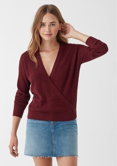Splendid Sibyl Surplice Sweater