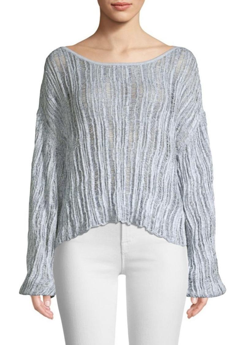 Splendid Sierra Knit Pullover Sweater