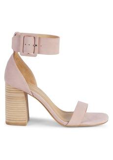 Splendid Siri Suede Ankle-Strap Sandals
