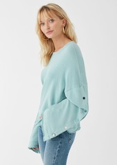 Splendid Snap Active Sweater