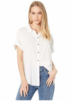 Splendid Solid Canyon Button Up
