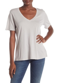 Splendid Solid V-Neck T-Shirt