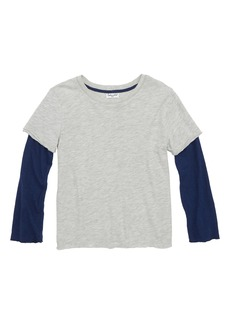 Splendid 2Fer T-Shirt (Toddler Boys & Little Boys)