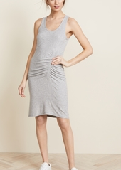 Splendid 2x1 Rib Ruched Dress