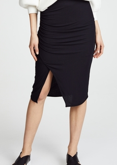 Splendid 2x1 Rib Skirt
