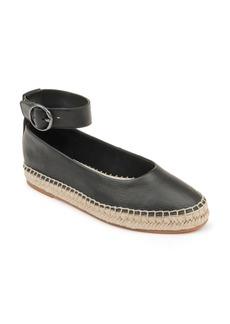 Splendid Ace Espadrille Ankle Strap Flat (Women)