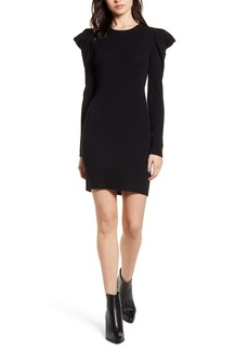Splendid Allston Long Sleeve Minidress