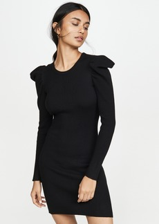 Splendid Allston Puff Sleeve Dress