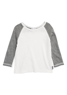 Splendid Always Raglan T-Shirt (Baby Boys)