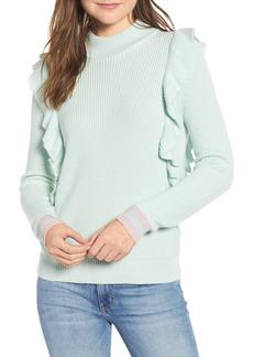 Splendid x Margherita Amico Mock Neck Sweater