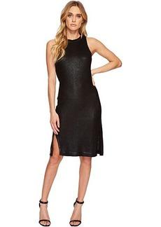 Splendid Astor Metallic Sleeveless Dress