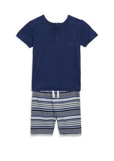 Splendid Baby's, Toddler's & Little Boy's Striped Shorts Set