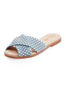 Splendid Baron Woven Slip-On Sandal