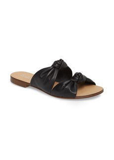 Splendid Barton Double Knotted Slide Sandal (Women)