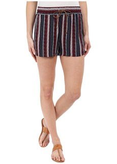 Splendid Beachcomber Stripe Shorts