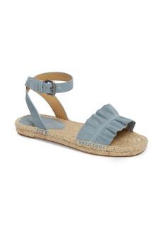 Splendid Becca Ruffled Espadrille Sandal (Women)