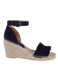 Splendid Bedford Suede Espadrille Wedge Sandals