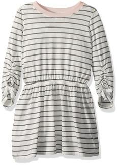 Splendid Big Girls' Yarn Dyed Stripe Dress