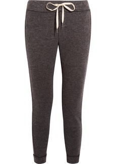 Splendid Bowery textured-knit track pants