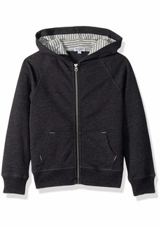 Splendid Boys' Little SA Washed Baby French Terry Hoodie Jacket