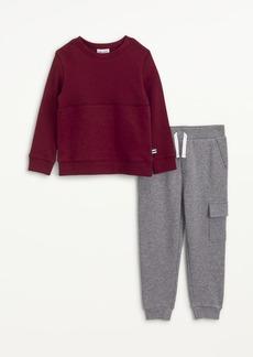 Splendid Boys' Thermal Knit Top & Jogger Pants Set - Little Kid