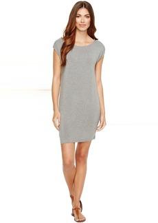Splendid Braided Shoulder Dress