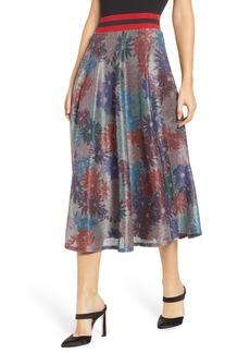 Splendid x Margherita Brillare Midi Skirt