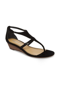 Splendid Brooklyn V-Strap Wedge Sandal (Women)