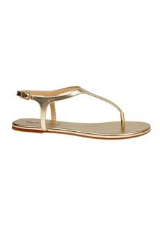 Splendid Buckled Solid Thong Sandals