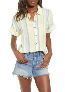 Splendid Canyon Button Front Shirt