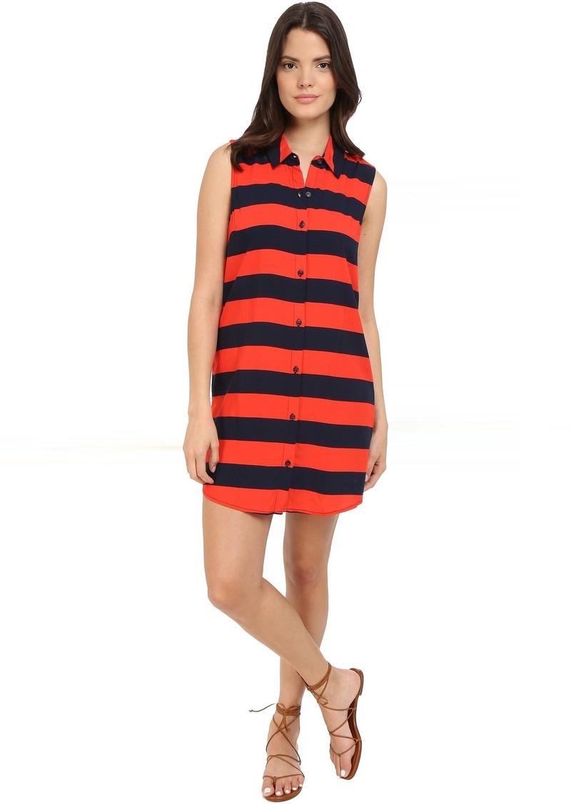 Splendid Capistan Rugby Stripe Dress