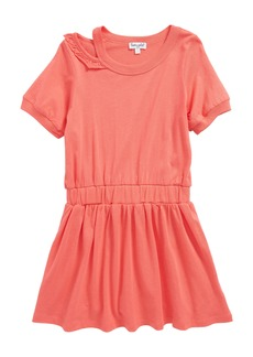 Splendid Cold Shoulder Dress (Toddler Girls & Little Girls)