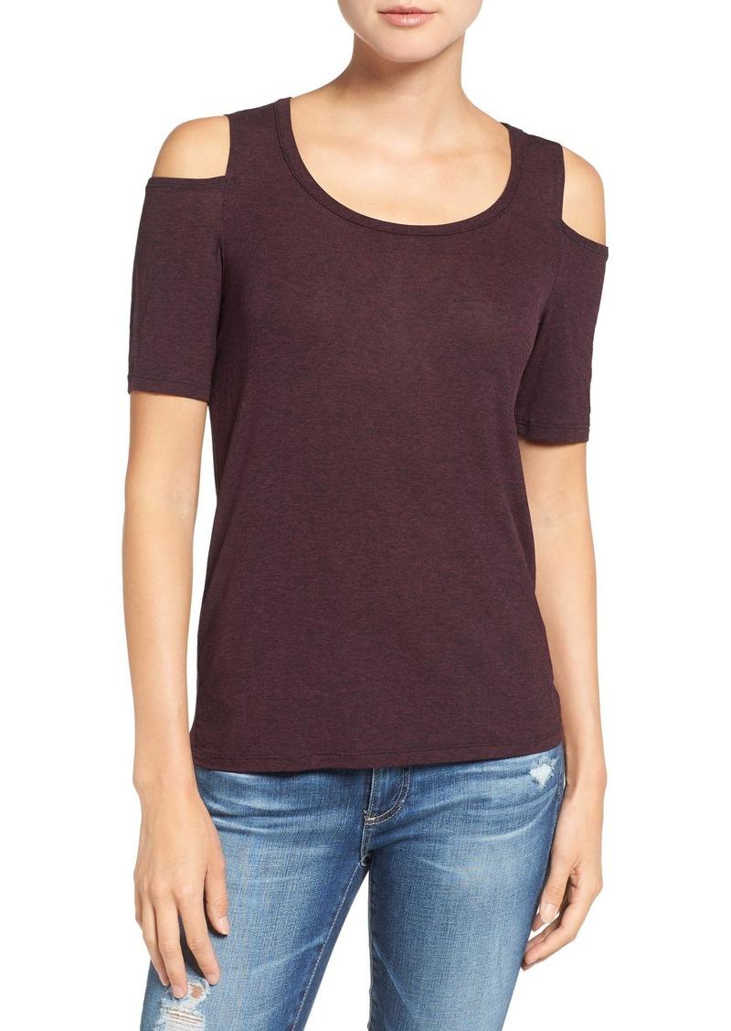 dec1485bc38 Splendid Splendid Cold Shoulder Top | Casual Shirts