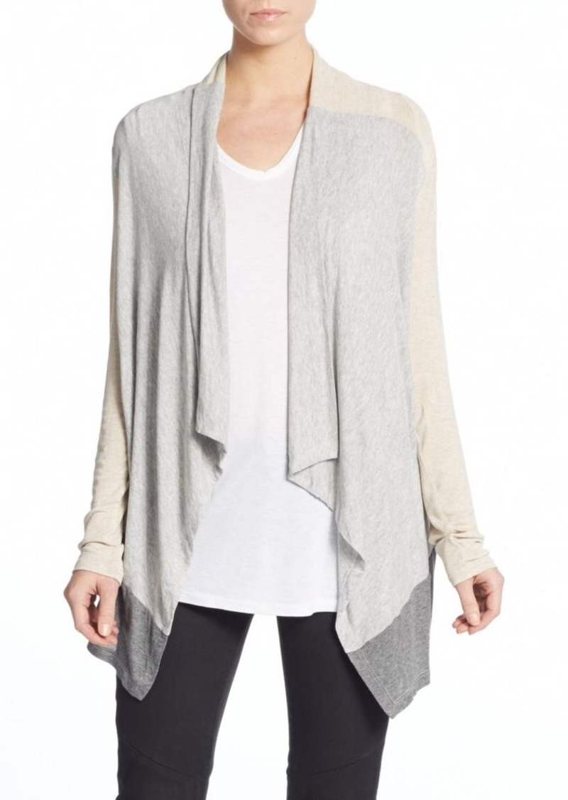 Splendid Colorblock Cardigan