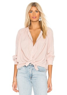 Splendid Cotton Voile Button Down