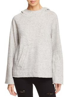 Splendid Cowl-Neck Hooded Sweatshirt
