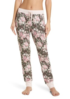 Splendid Crop Print Pajama Pants