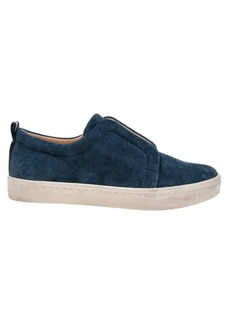 Splendid Dagny Suede Slip-On Sneakers