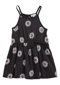 Splendid Daisy Print Dress (Toddler Girls & Little Girls)