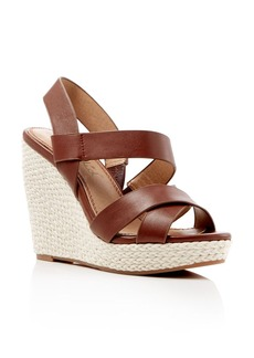 Splendid Dallis Platform Wedge Sandals