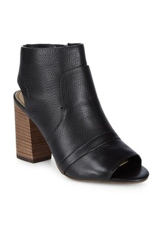 Splendid Darelene Leather Block-Heels