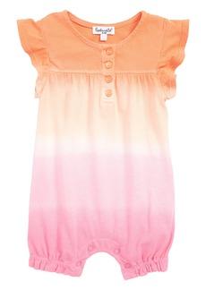 Splendid Dip Dye Romper (Baby Girls)