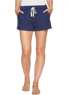 Splendid Double Cloth Shorts