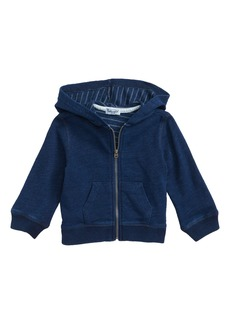 Splendid Double Knit Zip Hoodie (Baby Boys)