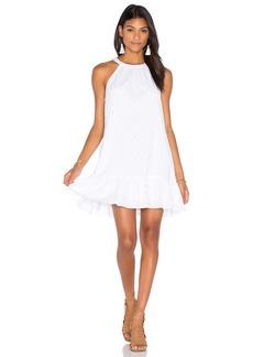 Splendid Dover Clip Dot Mini Dress