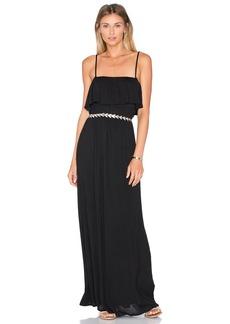 Splendid Drapey Lux Maxi Dress