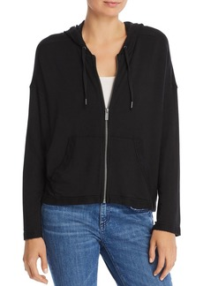 Splendid Super Soft Brushed French Terry Boxy Hoodie